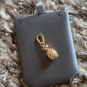 Juicy Couture Jewelry - Juicy Couture pineapple charm
